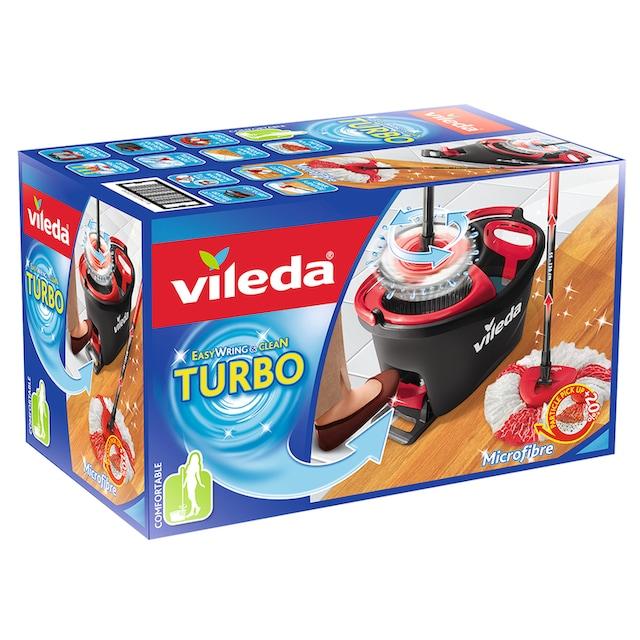 Easy Wring & Clean, Vileda, »TURBO«