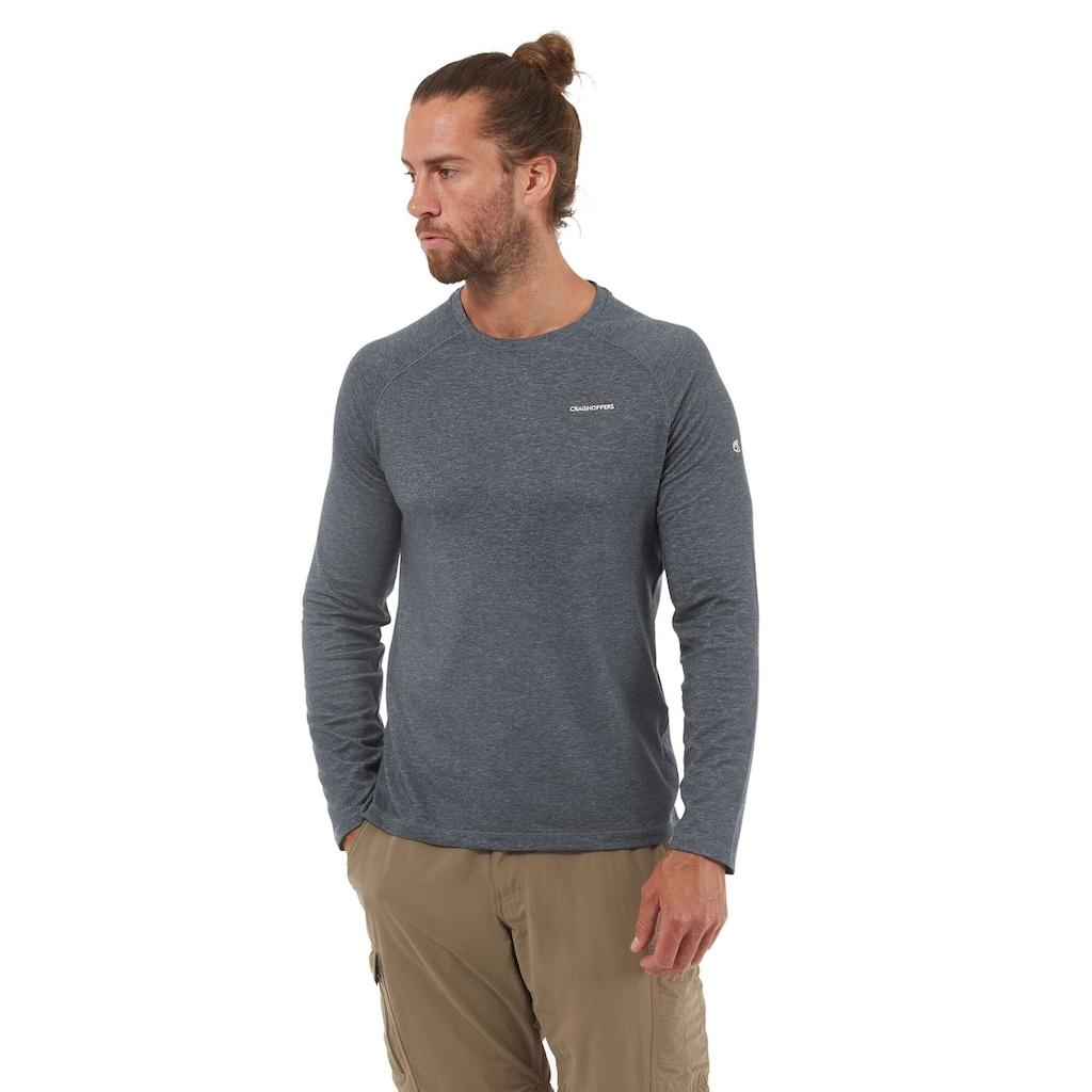 Craghoppers Langarmshirt »Herren T-Shirt NosiLife Bayame II langärmlig«