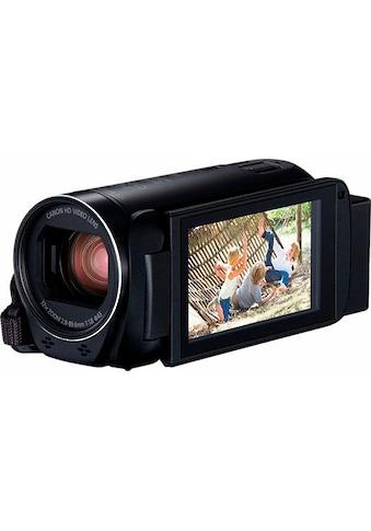 Canon Camcorder »HF-R86«, Full HD, NFC-WLAN (Wi-Fi), 32x opt. Zoom, Optischer... kaufen