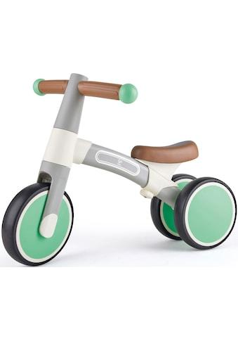 Hape Dreirad »Mein erstes Lauf-Dreirad, Hellgrau«, mit leichtem Aluminiumrahmen kaufen