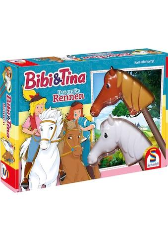 """Schmidt Spiele Spiel, """"Bibi und Tina, Das große Rennen"""" kaufen"""