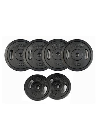 Hammer Gewichteplatten »Gewichte-Set, Hammer®«, (Set, 8 tlg.) kaufen