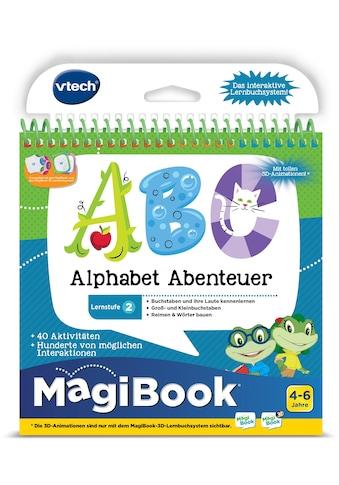 Vtech® Buch »MagiBook Lernstufe 2 - Alphabet Abenteuer« kaufen