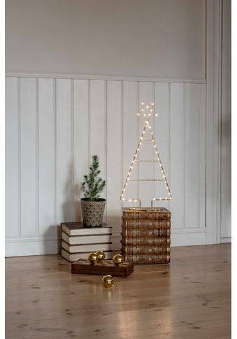 KONSTSMIDE LED Metallweihnachtsbaum, mit Draht umwickelt kaufen