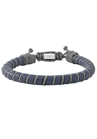 Police Armband »SIEM, PJ26486BLN.02« kaufen