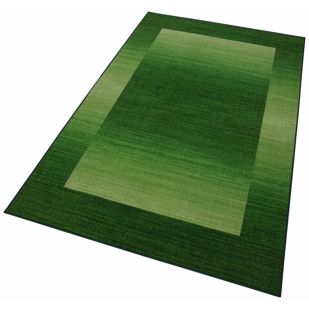 THEKO Teppich »Gabbeh Ideal«, rechteckig, 6 mm Höhe, mit Bordüre, Wohnzimmer