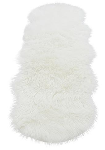 Hochflor - Teppich, »Jona«, Bruno Banani, fellförmig, Höhe 65 mm, maschinell gewebt kaufen