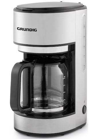 Grundig Filterkaffeemaschine »KM 5620«, Permanentfilter kaufen