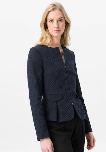 Uta Raasch Sweatblazer »Jersey - Blazer« kaufen