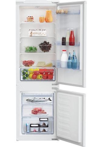 BEKO Einbaukühlgefrierkombination »BCSA285K4SN« kaufen