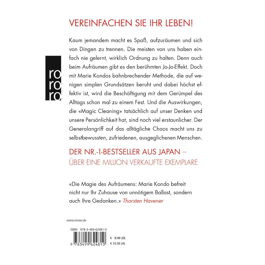 Buch »Magic Cleaning / Marie Kondo, Monika Lubitz«