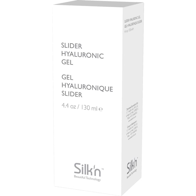 "Silk'n Gesichtsgel ""Slider Gel FaceTite"""