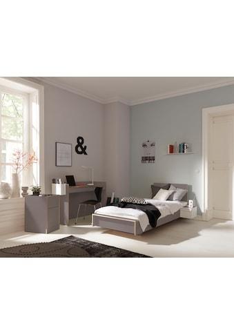 Müller SMALL LIVING Einzelbett »FLAI«, mit Kopfteil, ausgezeichnet mit dem German... kaufen