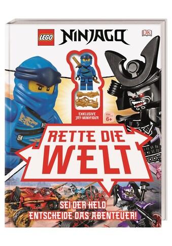 Buch »LEGO® NINJAGO® Rette die Welt / Simon Hugo, Simone Heller« kaufen