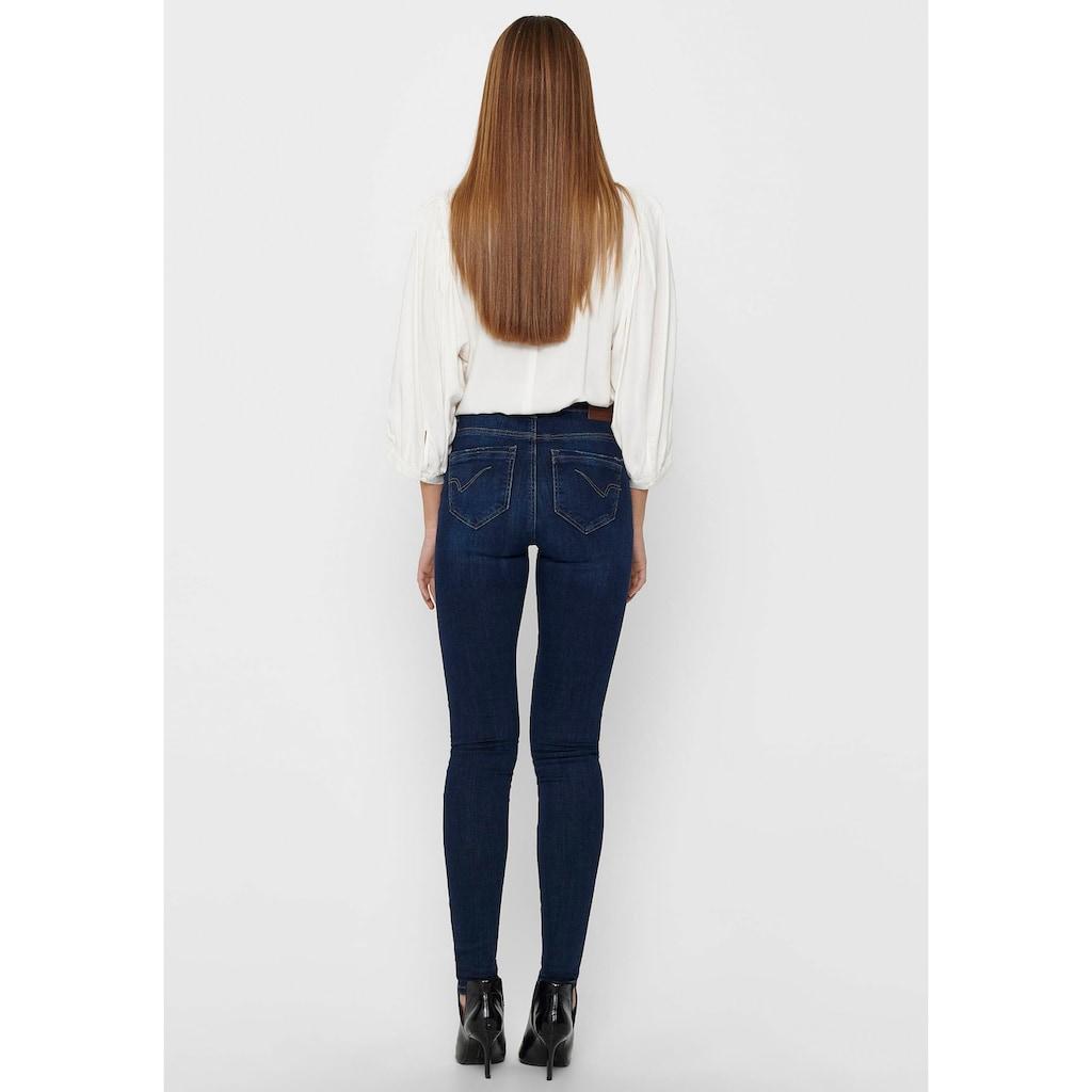 Only High-waist-Jeans »ONLPAOLA«