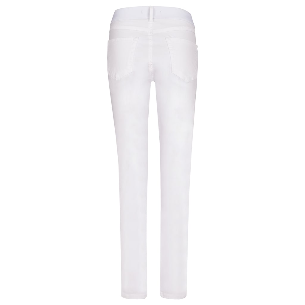 ANGELS Slim-fit-Jeans, 'Onesize Galon' in dunkler Waschung