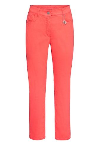 bianca 5-Pocket-Jeans »DENVER«, in angesagter Trendfarbe aus Stretch kaufen