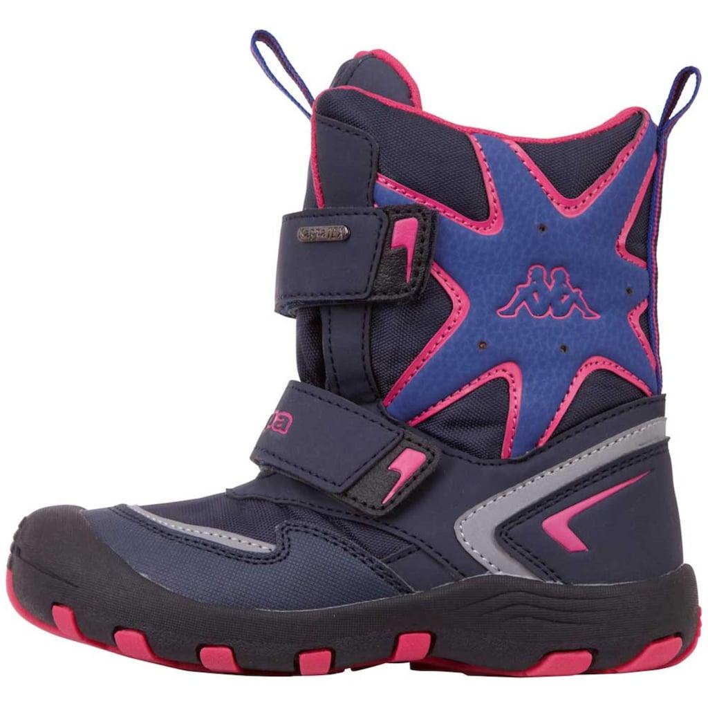 Kappa Winterboots »KAPOW HIGH TEX KIDS«, mit reflektierenden Details<br />