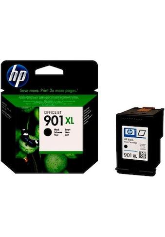 HP Tintenpatrone »hp 901XL, original, CC654AE, SCHWARZ« kaufen