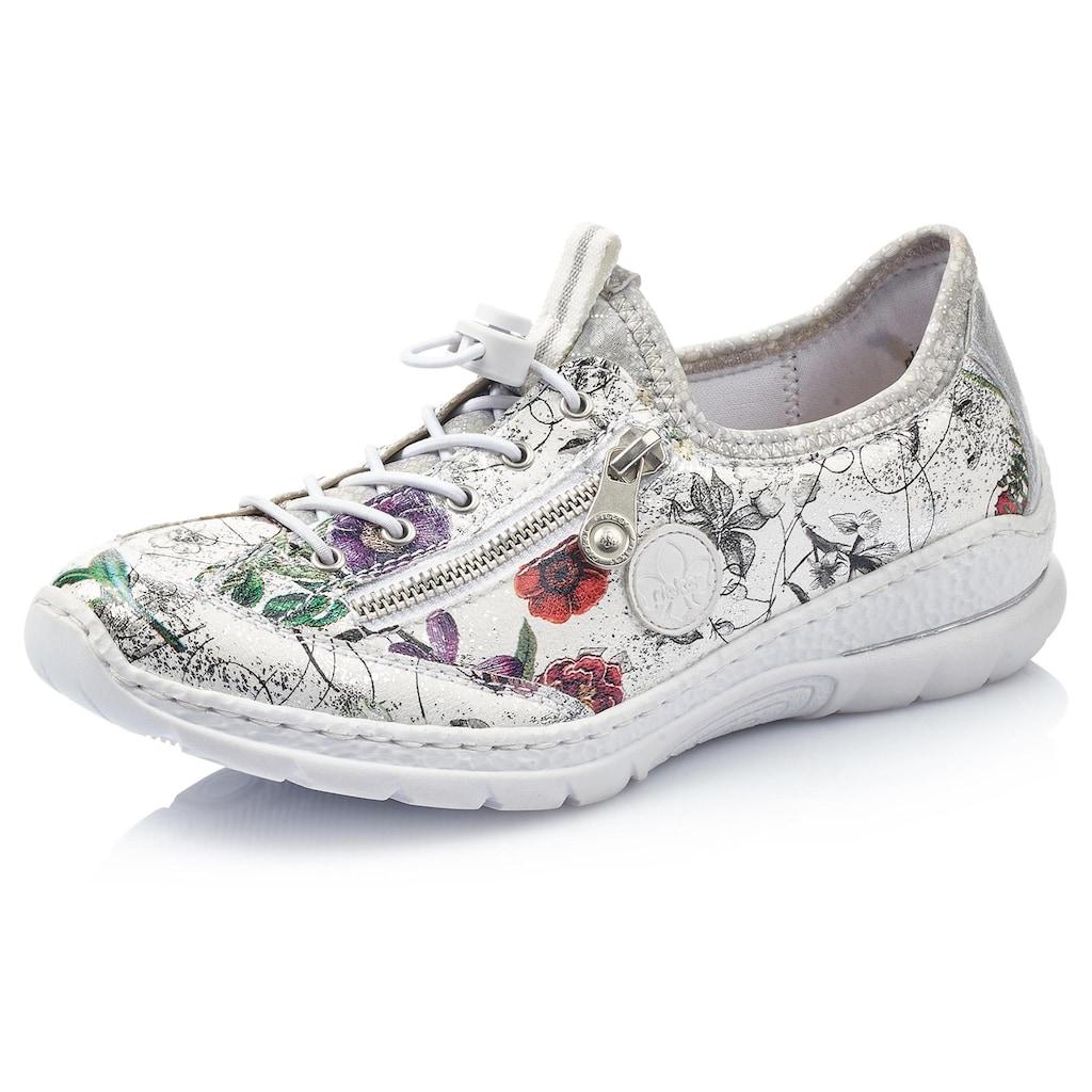 Rieker Slip-On Sneaker, mit MemoSoft-Ausstattung