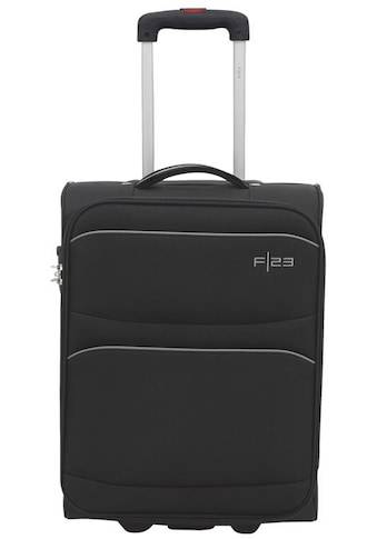 "F23™ Weichgepäck - Trolley ""Santa Cruz 2.0, 50 cm"", 2 Rollen kaufen"