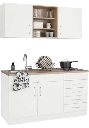 HELD MÖBEL Küchenzeile »Mali«, mit E-Geräten, Breite 150 cm kaufen