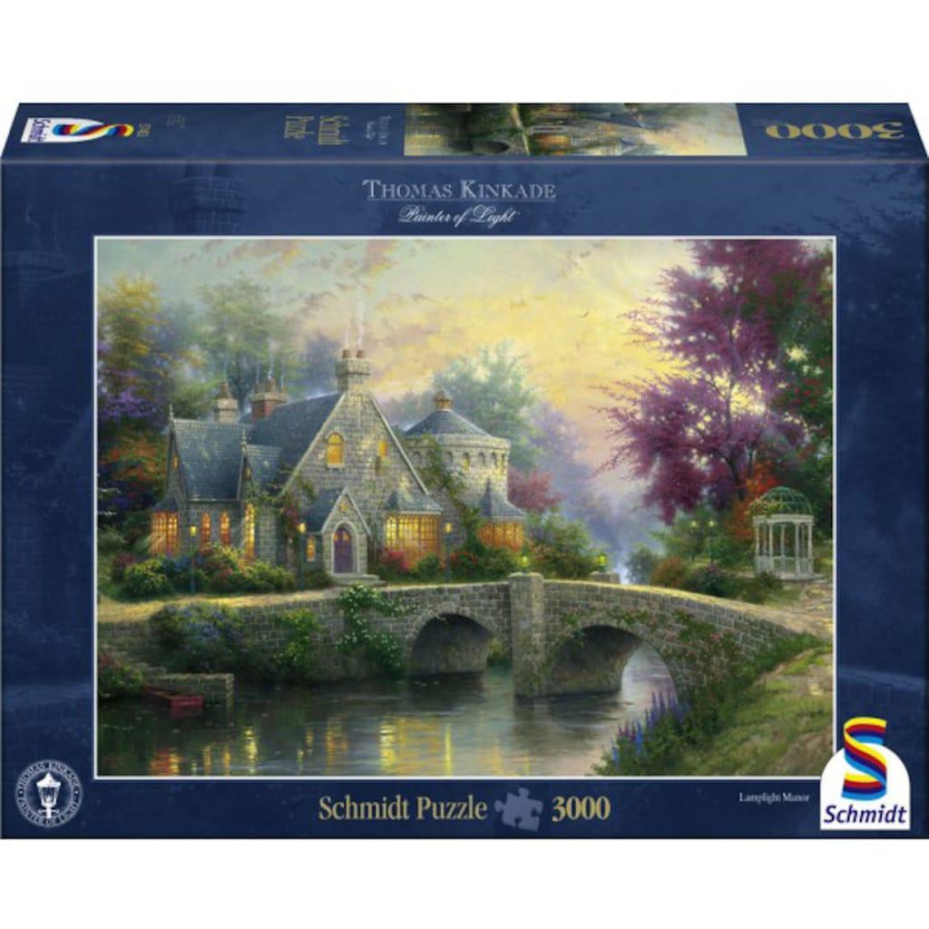 Schmidt Spiele Puzzle »Abendstimmung«, Made in Germany