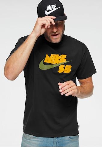 Nike SB T-Shirt »Seasonal Logo Skate T-shirt« kaufen