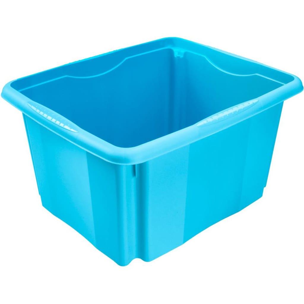 keeeper Aufbewahrungsbox »emil«, (Set, 2 St., 2), aufeinander stapelbar