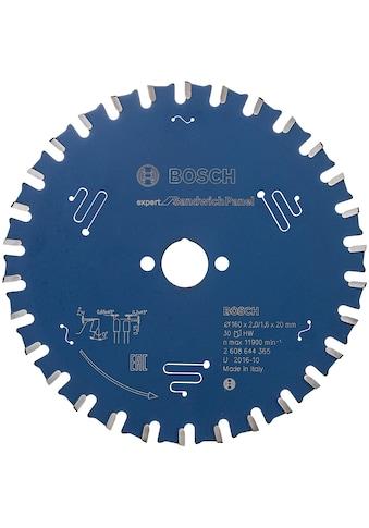 BOSCH Kreissägeblatt »EX SH H 160x20-30« kaufen