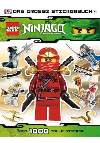 Buch »LEGO Ninjago Das große Stickerbuch / DIVERSE« kaufen