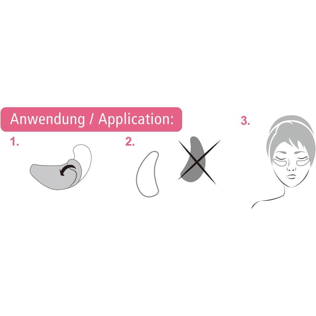 CHIARA AMBRA Augenmaske, (5 tlg.), Anti-Aging