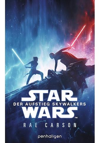 Buch »Star Wars(TM) - Der Aufstieg Skywalkers / Rae Carson, Andreas Kasprzak« kaufen