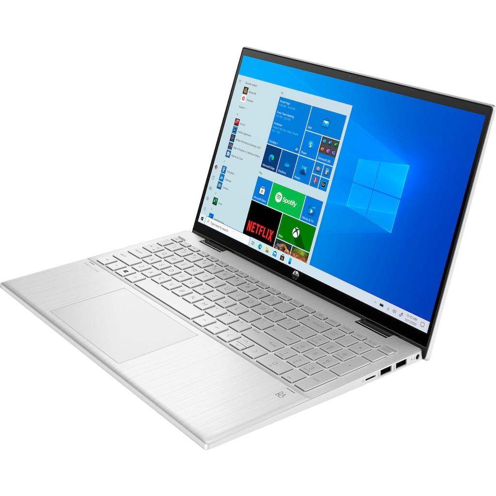 HP Convertible Notebook »Pavilion x360 Convertible 15-er0200ng«, (512 GB SSD)