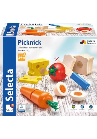 "Selecta Spiellebensmittel ""Picknick"", Set, (13 - tlg.) kaufen"