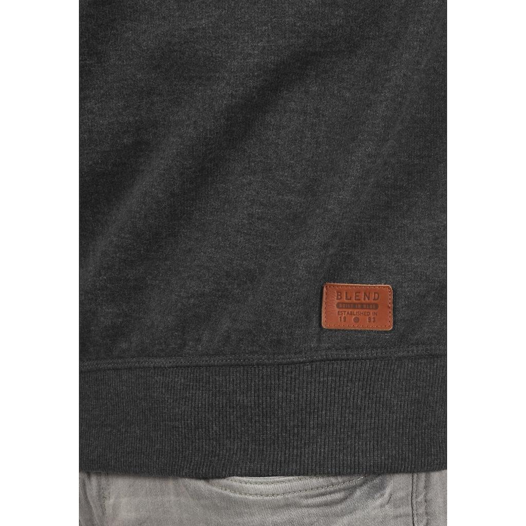 Blend Sweatshirt »Alex«, Sweatpullover mit Raglanärmeln
