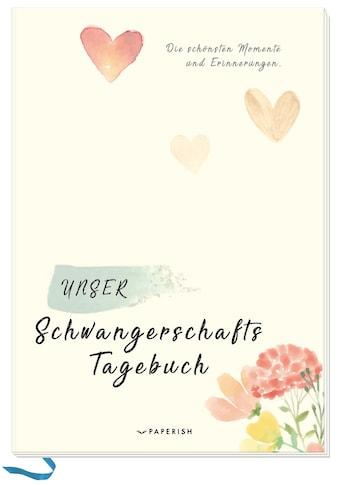 Buch »UNSER SCHWANGERSCHAFTSTAGEBUCH / Milla Petersson, Pia Loewe« kaufen