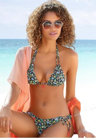 Buffalo Triangel-Bikini, mit trendigen Doppelträgern kaufen