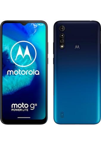 Motorola moto g8 POWER LITE Smartphone (16,51 cm / 6,5 Zoll, 64 GB, 13 MP Kamera) kaufen