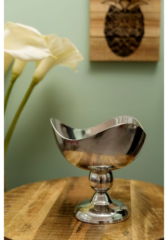 Myflair Möbel & Accessoires Dekoschale »Kamala«, mit Fuß kaufen