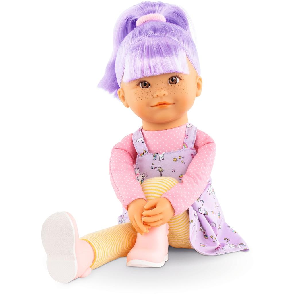 Corolle® Babypuppe »Rainbow Doll Iris«, mit Vanilleduft
