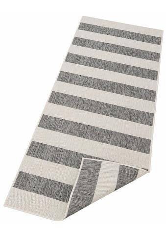 andas Läufer »Alan«, rechteckig, 5 mm Höhe, In- und Outdoor geeignet, Wendeteppich kaufen