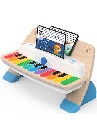 Hape Spielzeug-Musikinstrument »Magic Touch™ Deluxe Piano«, mit interaktiver... kaufen