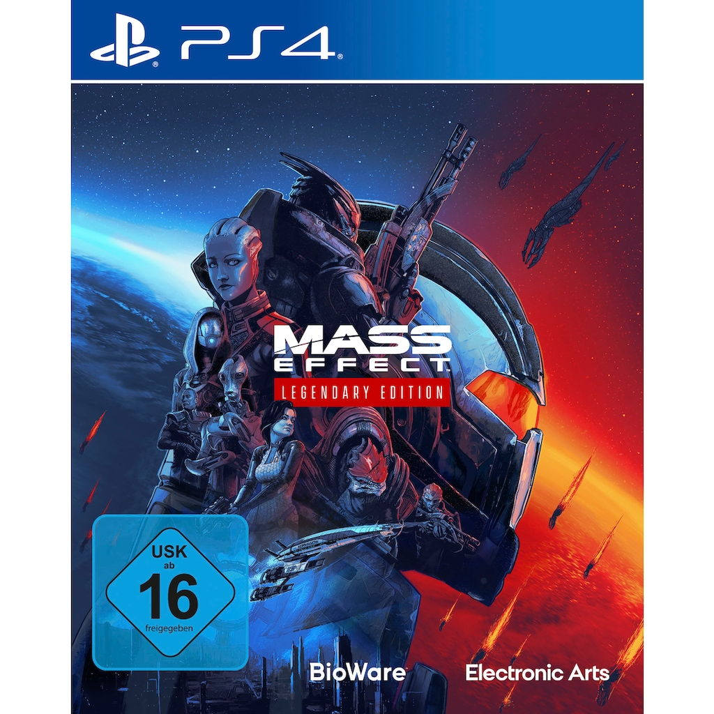 Electronic Arts Spiel »Mass Effect Legendary Edition«, PlayStation 4