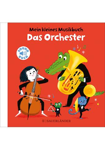 Buch »Mein kleines Musikbuch - Das Orchester / Charlotte Roederer, Charlotte Roederer« kaufen