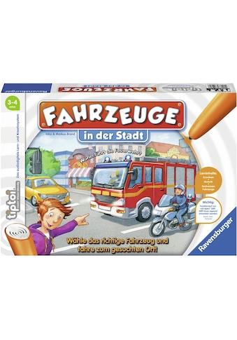 Ravensburger Spiel »tiptoi® Fahrzeuge in der Stadt«, Made in Europe, FSC® - schützt... kaufen