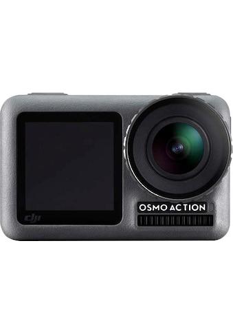 dji Action Cam »OSMO Action Cam«, 4K Ultra HD, Bluetooth-WLAN (Wi-Fi), Digitale... kaufen