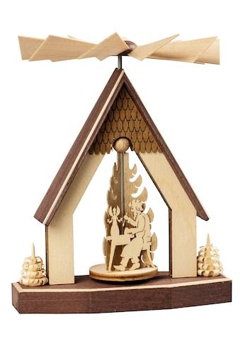 SAICO Original Heizungspyramide Weihnachtsstube kaufen