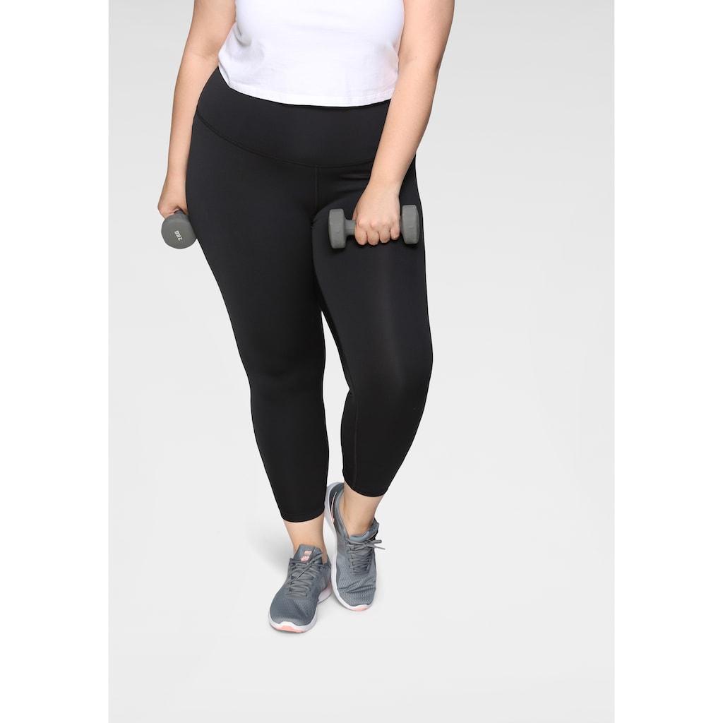 Nike Funktionstights »YOGA 7/8 TIGHT PLUS SIZE«, In großen Größen