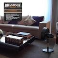 Brandson Design Tischventilator mit 3 Geschwindigkeitsstufen, Oszillation